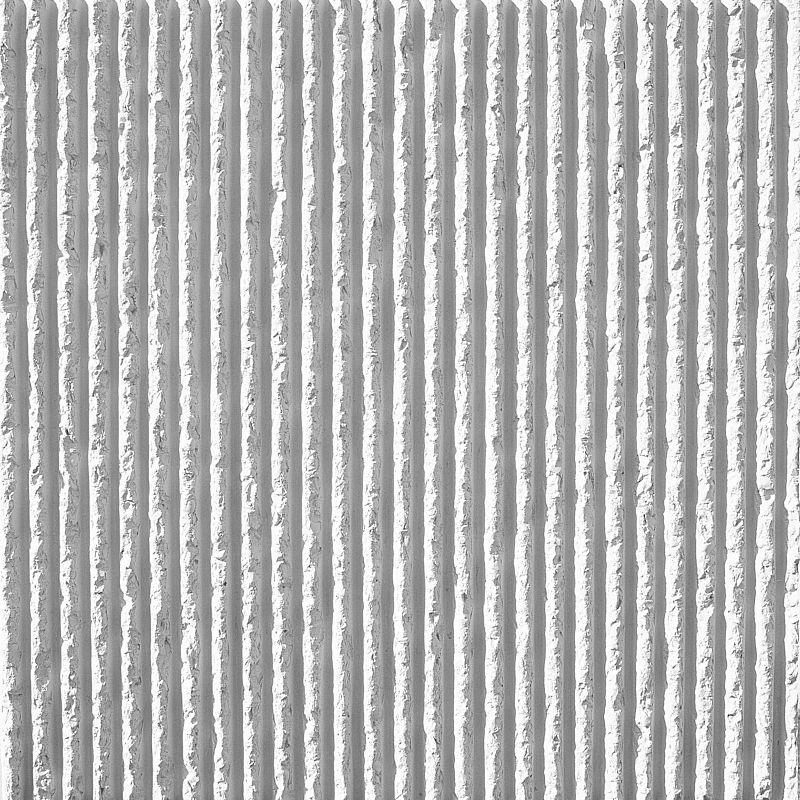 1-316 Çubuk Dalga Desenli Prekast Beton