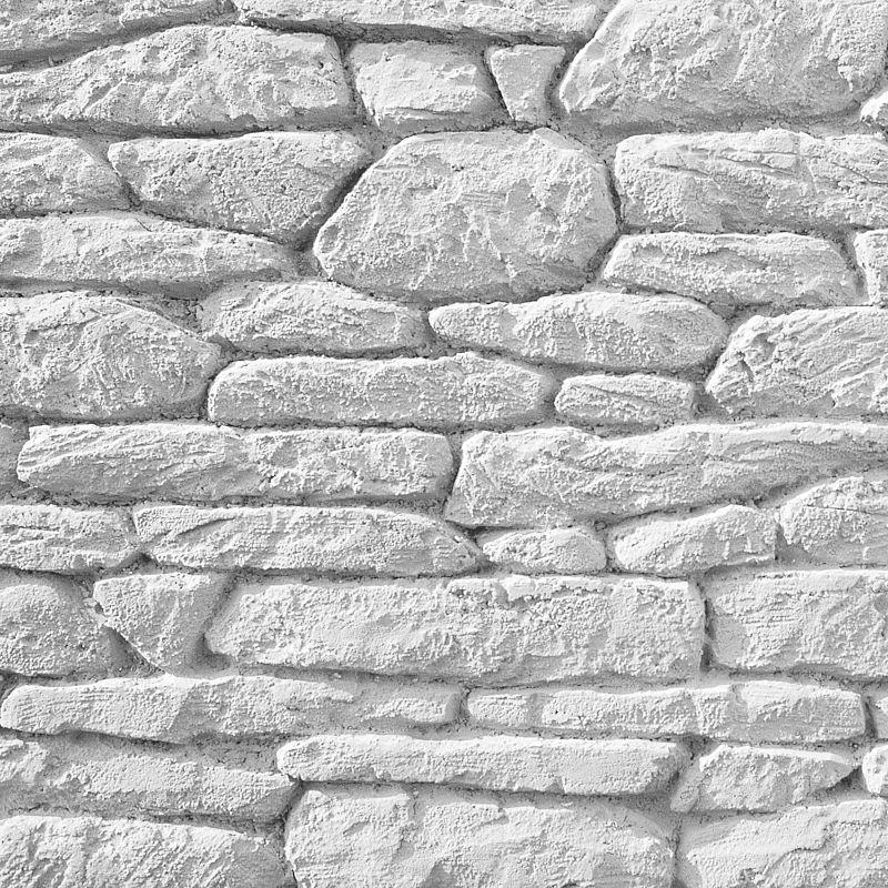 2-160 Kaya Duvar Desenli Prekast Beton