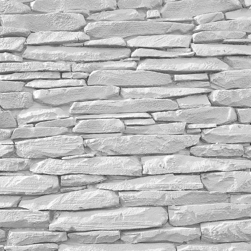 2-164 Kaya Duvar Desenli Prekast Beton