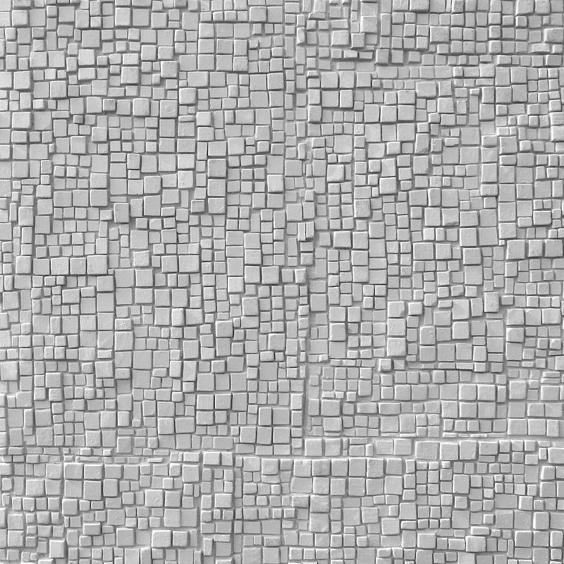 2-188 Soyut Desenli Dokulu Beton