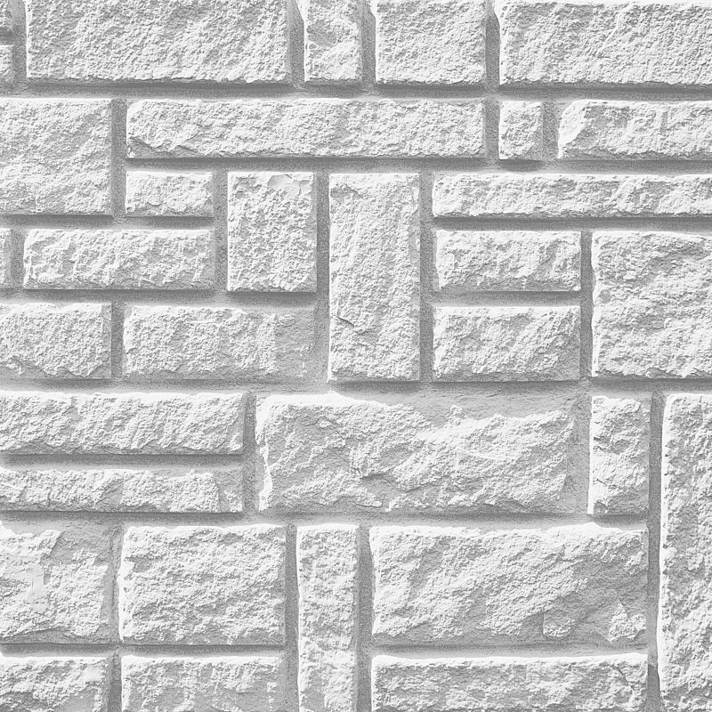 2-312 Kaya Duvar Desenli Prekast Beton