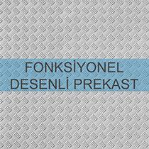 fonksiyonel desenli prekast beton