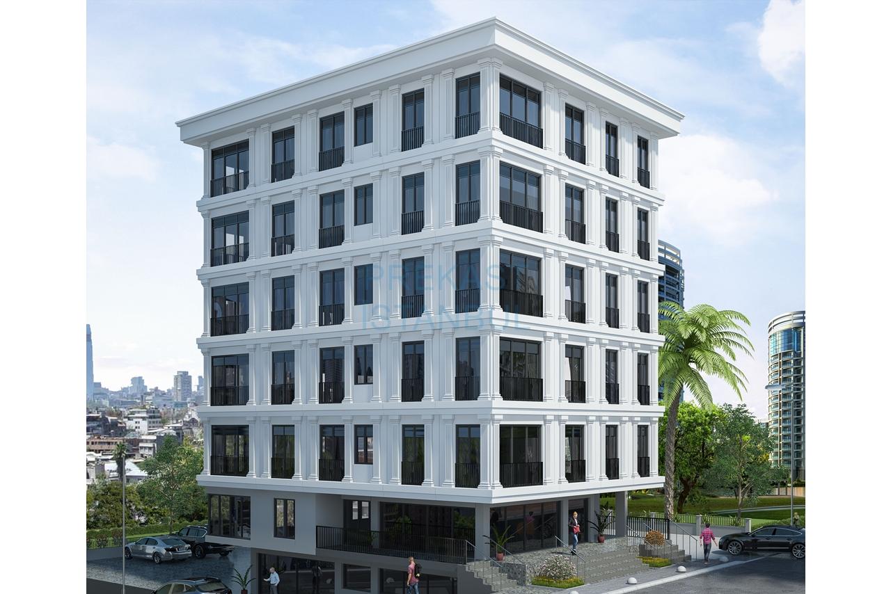 bina prekast tasarım 3d görselleştirme