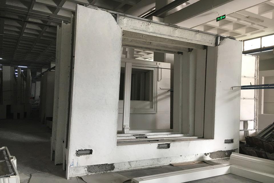 eps yalıtımlı duvar gerektirmeyen prekast panel