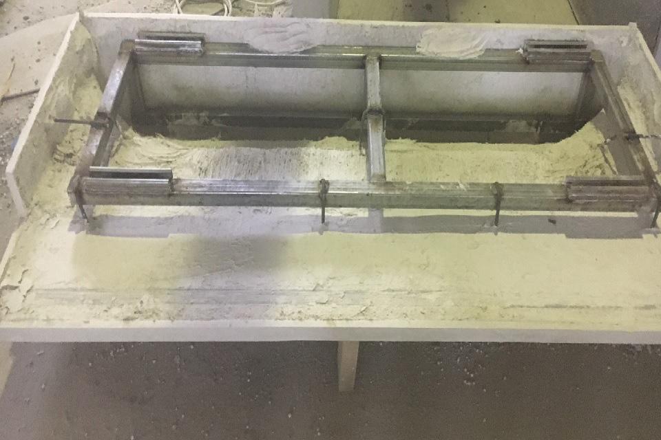 grc panel prekast üretimi
