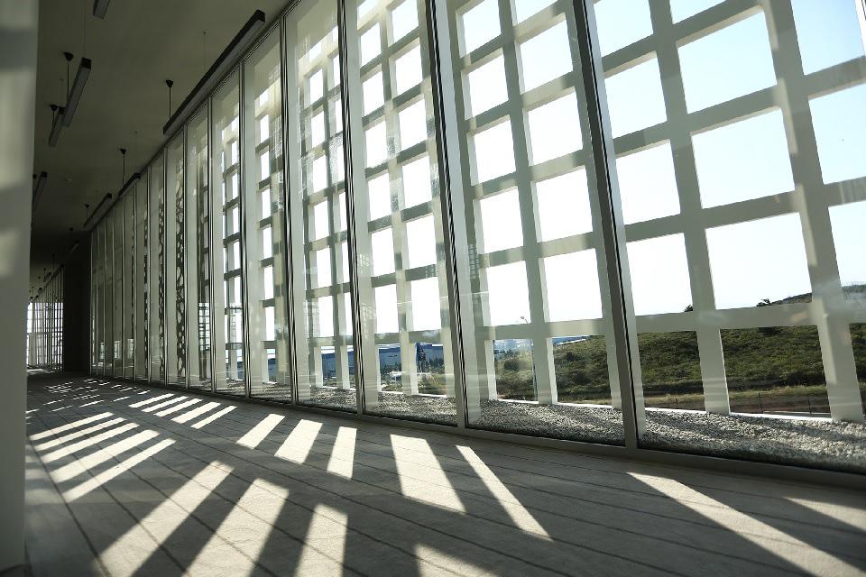 prekast güneş kırıcı panel