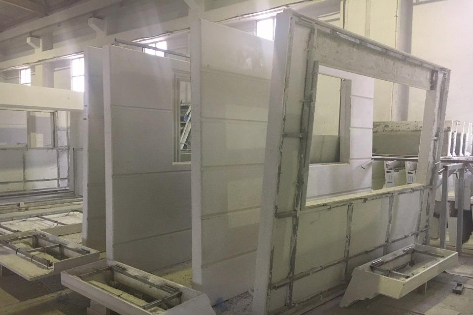 prekast izolasyonlu panel