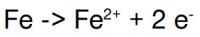 korozyon formül