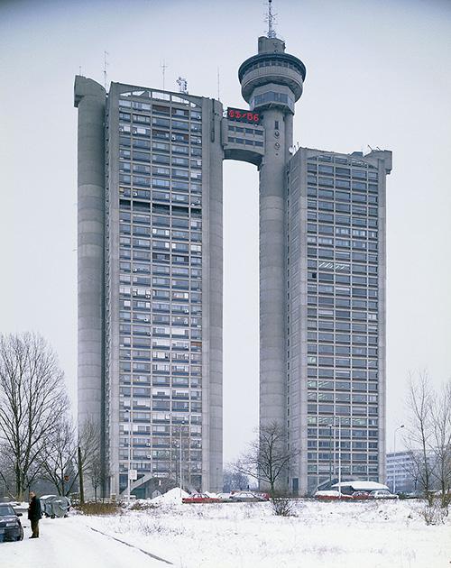 Brütalist Mimari Tasarımcılar