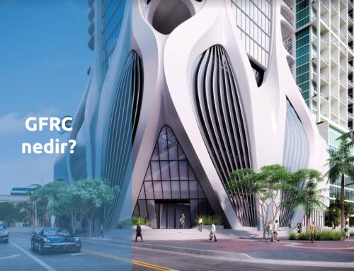 GFRC Nedir? Glass Fiber Reinforced Concrete