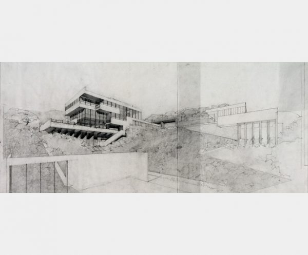 Lovell Health House by Richard Neutra