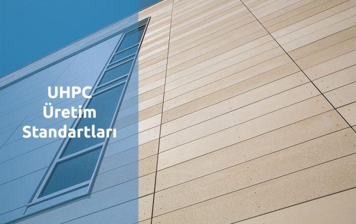 UHPC Üretim